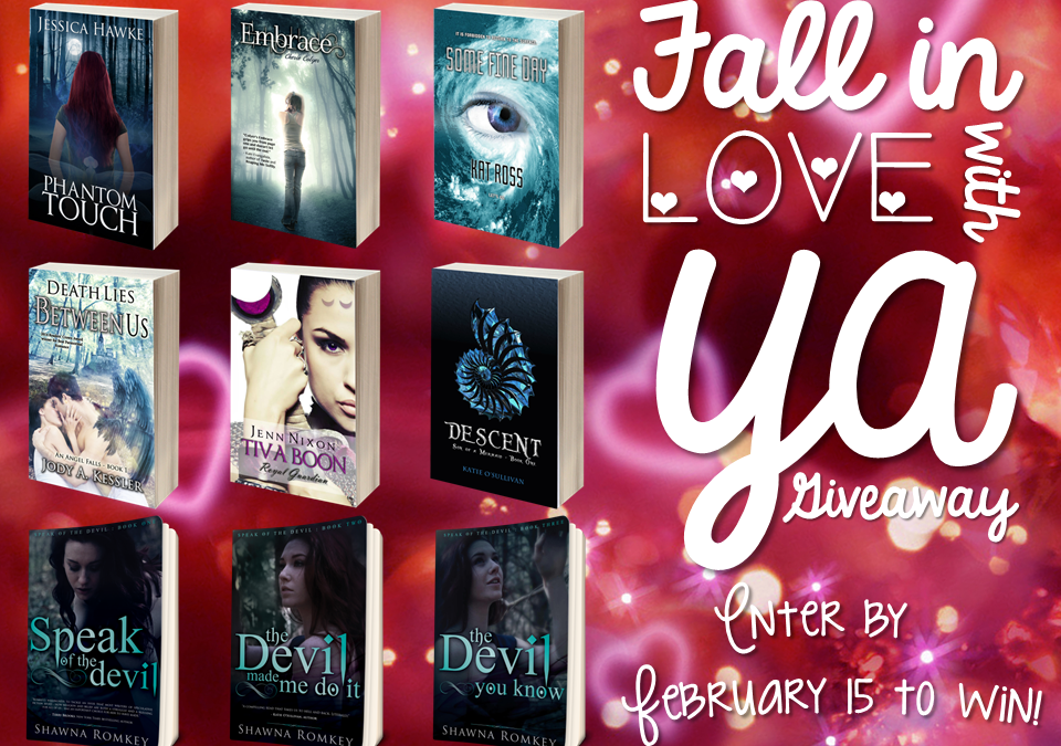 Fall in Love with YA Giveaway